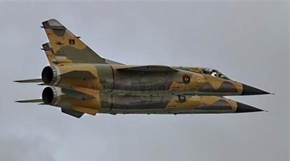 مقاتلات تابعة للجيش الليبي (أرشيف)