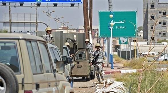 عناصر من قوات الحزم الأمني (أرشيف)