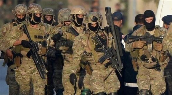 عناصر من الجيش التونسي (أرشيف)