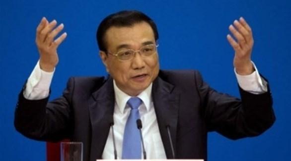 رئيس الوزراء الصيني لي كه تشيانغ (أرشيف)