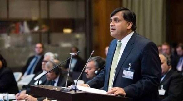 المتحدث باسم الخارجية الباكستانية محمد فيصل (أرشيف)