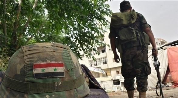 جندي سوري (أرشيف)