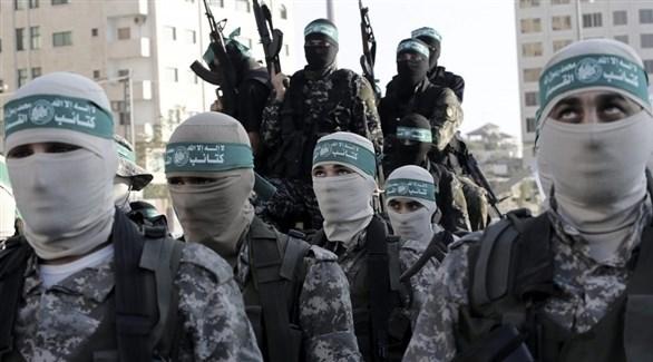 مسلحون من كتائب القسام (أرشيف)
