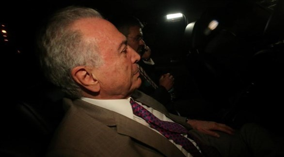 الرئيس البرازيلي السابق ميشال تامر (أرشيف)
