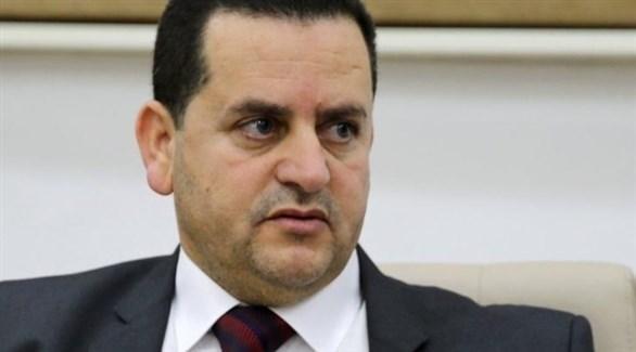 وزير الخارجية والتعاون الدولي بالحكومة الليبية المؤقتة الدكتور عبدالهادي الحويج (أرشيف)