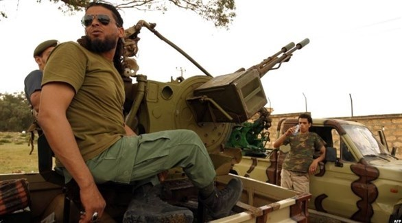 ميليشيات طرابلس التابعة لحكومة الوفاق (أرشيف)