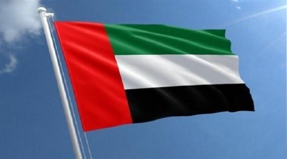 علم دولة الإمارات (أرشيف)