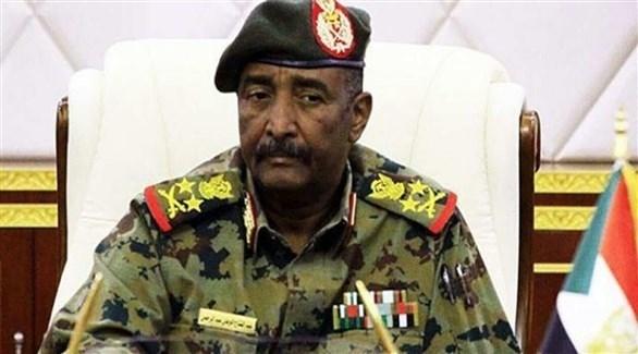 رئيس المجلس العسكري السوداني عبدالفتاح برهان (أرشيف)
