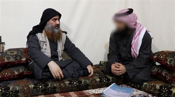 أبو بكر البغدادي زعيم تنظيم داعش الإرهابي (أرشيفية)