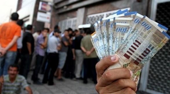 الأزمة المالية في فلسطين (أرشيف)