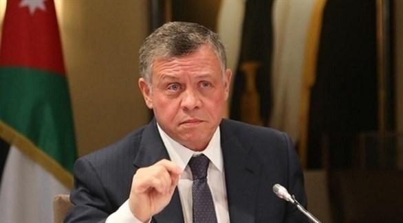 العاهل الأردني الملك عبد الله الثاني (أرشيف)