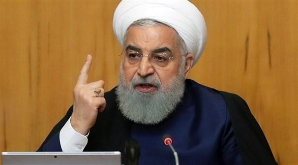 الرئيس الإيراني حسن روحاني (اي بي ايه)