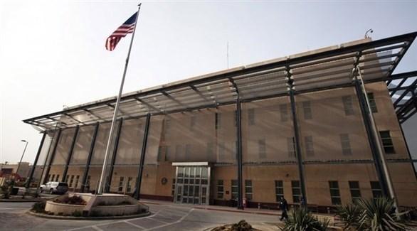 السفارة الأمريكية في بغداد (أرشيف)