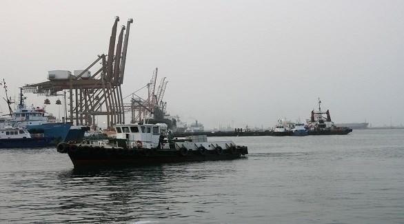 ميناء الفجيرة (أرشيف)