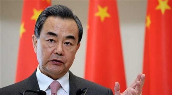 وزير الخارجية الصيني وانغ يي (أرشيف)