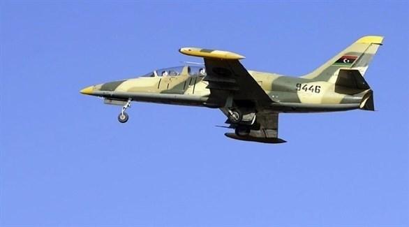 طائرة حربية ليبية (أرشيف)