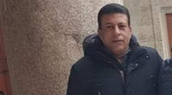 الفلسطيني زكي مبارك حسن (أرشيف)