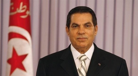 الرئيس التونسي الأسبق زين العابدين بن علي (أرشيف)
