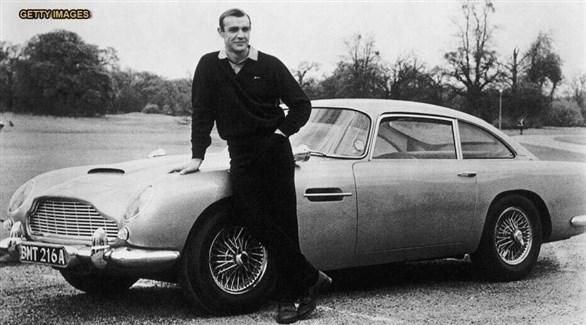 سيارة جيمس بوند (أرشيف)
