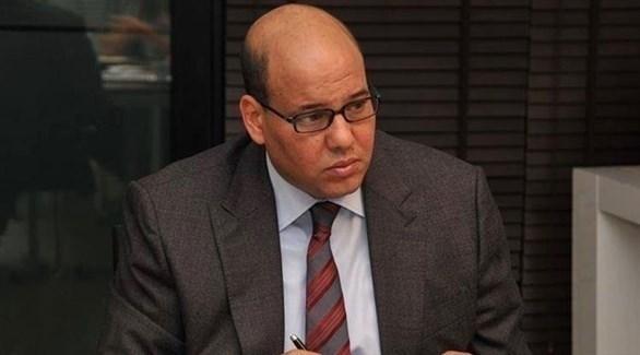 عضو المجلس الرئاسي الليبي فتحي المجبري (أرشيف)