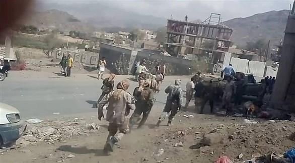 قوات الحزام الأمني تحرر بلدة قعطبة في محافظة الضالع اليمنية (24)