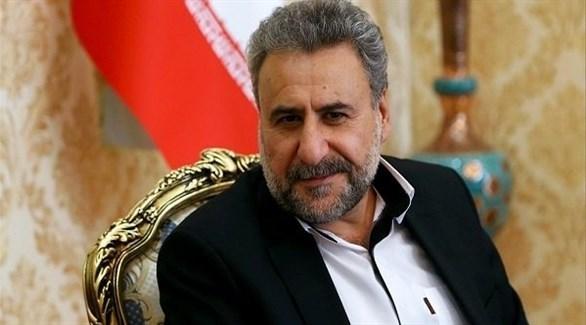 رئیس لجنة الأمن القومي في البرلمان الإيراني حشمت بيشة (أرشيف)