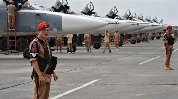 قاعدة حميميم الروسية في سوريا (أرشيف)
