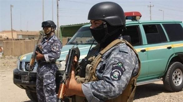 شرطة نينوى (أرشيف)