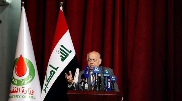 وزير النفط العراقي ثامر الغضبان (أرشيف)