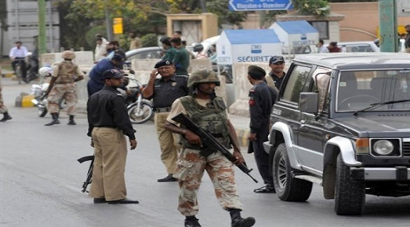 الشرطة الباكستانية (أرشيف)