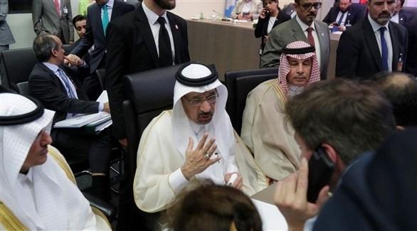 وزير الطاقة السعودي خالد الفالح (أرشيف)