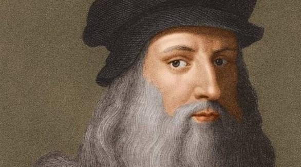 الرسام والعالم الإيطالي ليوناردو دا فينشي (أرشيف)
