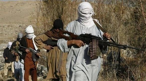 عناصر من داعش في أفغانستان (أرشيف)