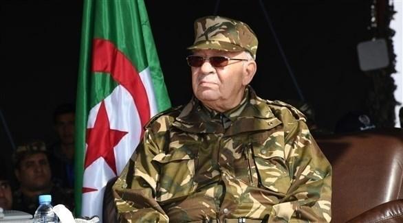 رئيس أركان الجيش الجزائري الفريق أحمد قايد صالح (أرشيف)