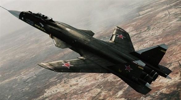 مقاتلة روسية (أرشيف)