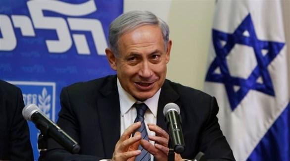 رئيس الوزراء الإسرائيلي المكلف بنيامين نتانياهو (أرشيف)