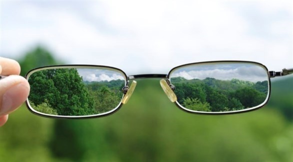 كل ما يضر الشرايين يؤثر على وضوح الرؤية (تعبيرية)