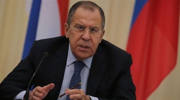 وزير الخارجية سيرغي لافروف (أرشيف)