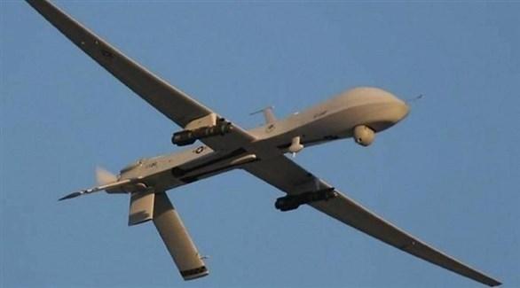 طائرة عسكرية بدون طيار (أرشيف)