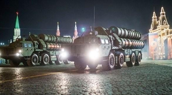صواريخ أس 400 معروضة وسط موسكو (أرشيف / أ ب)