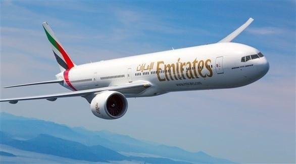 طائرة بوينغ تابعة لطيران الإمارات (أرشيف)