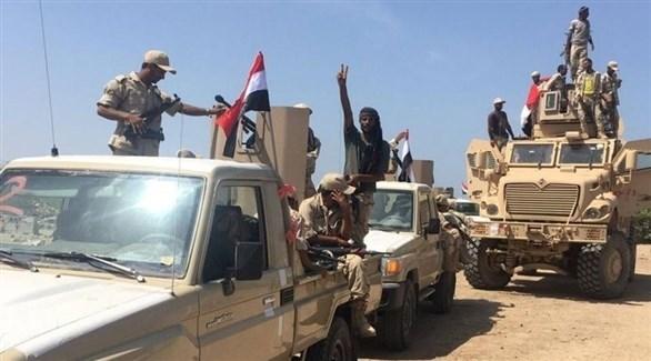 قوات الجيش اليمني في الضالع (أرشيف)