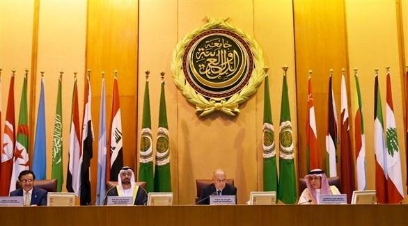 خلال إطلاق الجائزة (الجامعة العربية)