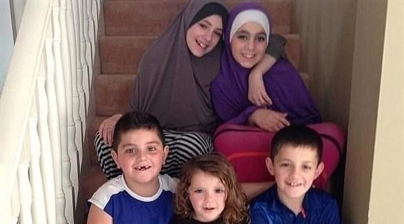 زينب  وهدى  وحمزة، أطفال الاسترالي الداعشي خالد شروف سيعودون أيضاً إلى أستراليا في غضون أسابيع (ديلي ميل)
