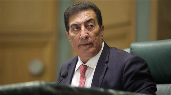 رئيس الاتحاد البرلماني العربي رئيس مجلس النواب الأردني عاطف الطراونة (أرشيف)