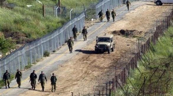 الحدود اللبنانية الإسرائيلية(أرشيف)