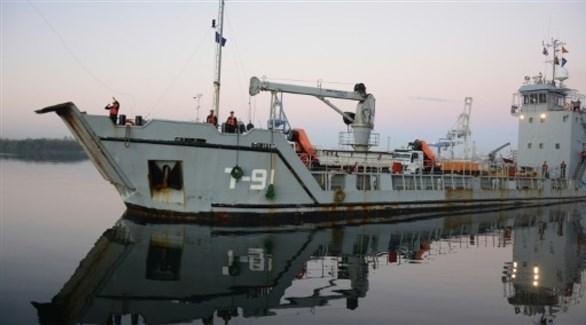 السفينة الفنزويلية