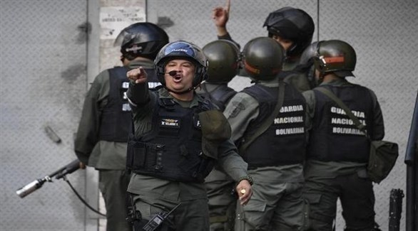عناصر من قوات الأمن الكولومبية (أرشيف)