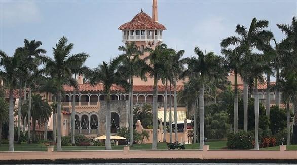 منتجع الرئيس الأمريكي دونالد ترامب في فلوريدا (أرشيف)