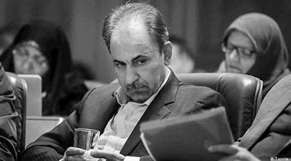 الوزير الإيراني السابق محمد علي نجفي (أرشيف)